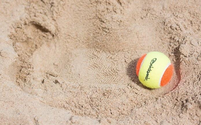 Obóz tenisa plażowego w sierpniu!