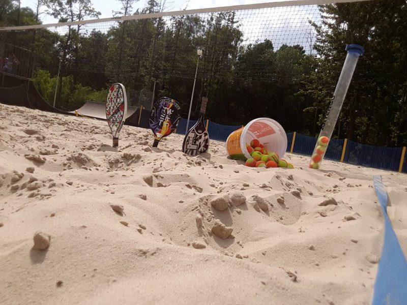 Gramy w Tenisa Plażowego w Polsce!