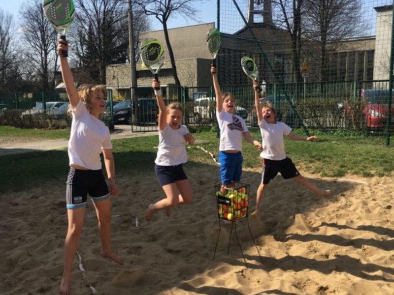 Rośnie młode pokolenie w tenisie plażowym