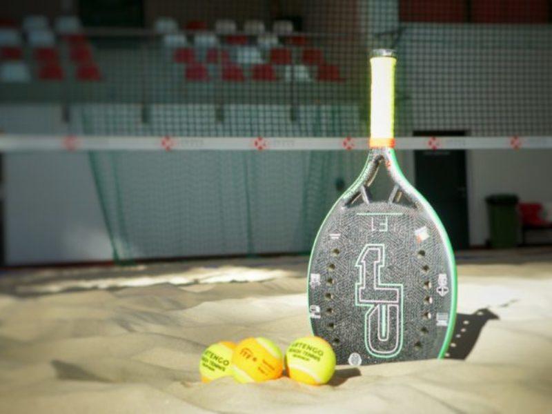 Tenis plażowy na 21. pikniku olimpijskim!