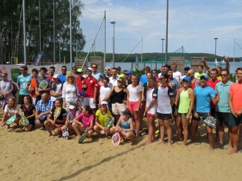 Turniej ITF Beach Tennis Olsztyn