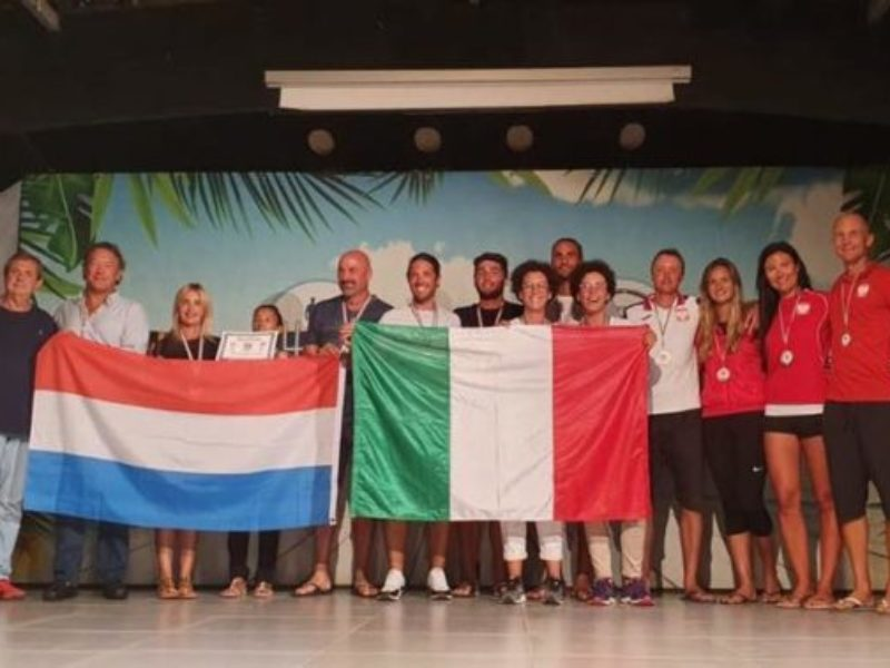 Mistrzostwa Europy – Sardynia